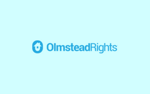 Olmstead Rights logo